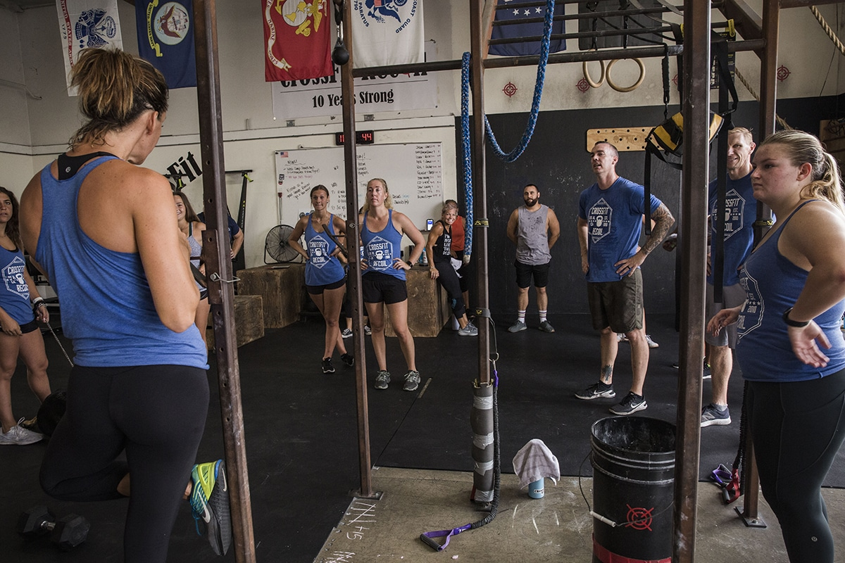 top rated crossfit near me
